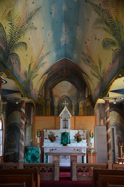 St. Benedict's Painted Church (a0004371)