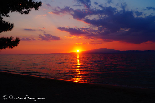 new trip travel blue friends light sunset sea summer vacation sky orange sun color water beautiful fun island photography photo europe mediterranean day place sony aegean best greece thassos