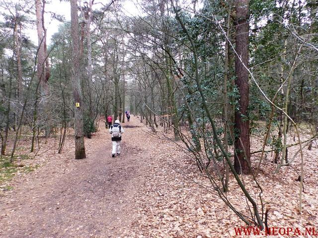2015-02-14 Winterwandeling N.T.V. Zeist 20 Km  (7)