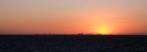 sunset sea southafrica miami 365 porteverglades 365project 2015yip fujixt1 3652015 263652015