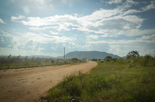 Road to the workshop location, Mama Iringa | by TANZICT
