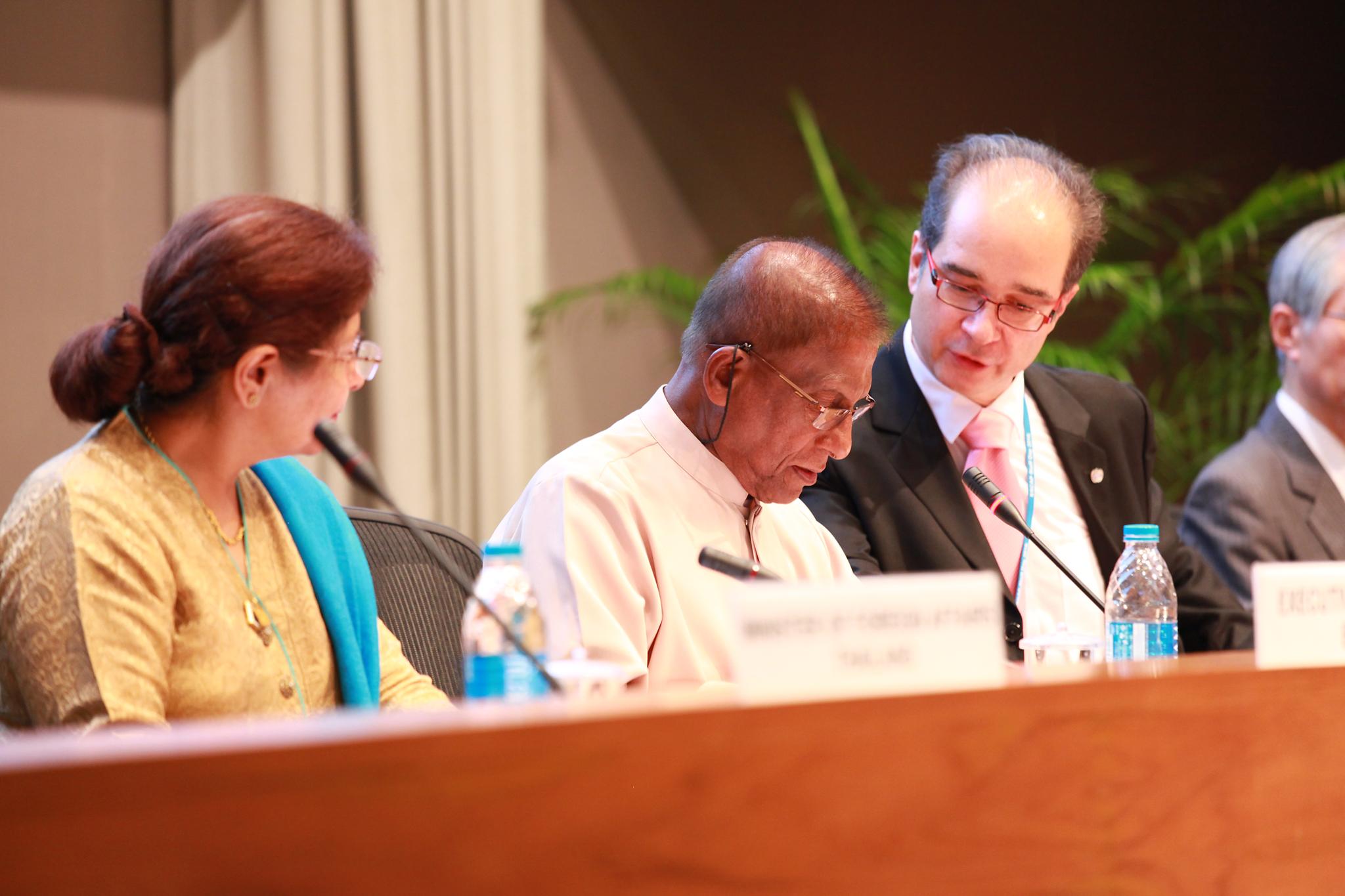 Sri Lanka Chairing APFSD 2016