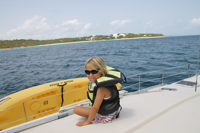 Rachel, Leaving Anguilla