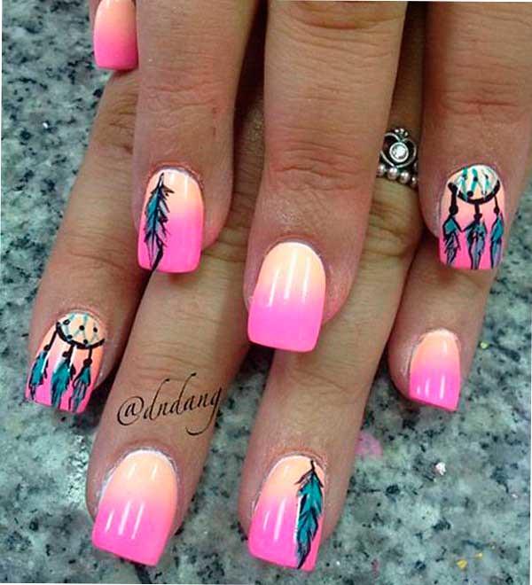 Nail Art Easy Nails Uñas Decoradas Diseños De Uñas Flickr