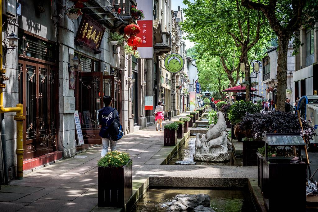 Hefang Street 河坊街