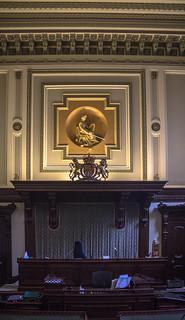 Court Room @ Osgood Hall Doors Open Toronto