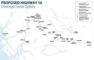 Progress made, new funding for Transportation Action Plan for Highway 16 | by BC Gov Photos