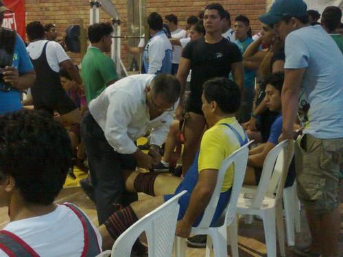 CAMPEONATO NACIONAL DE LEVANTAMIENTO DE POTENCIA PARA NOVATOS