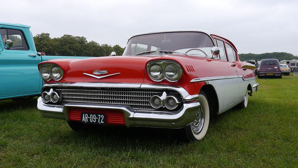1958 Chevrolet Delray 4 Door Sedan Opron Flickr