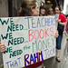 June Board of Ed Protest of CPS Budget Cuts