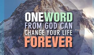 one-word_thumb | by jubileelewis