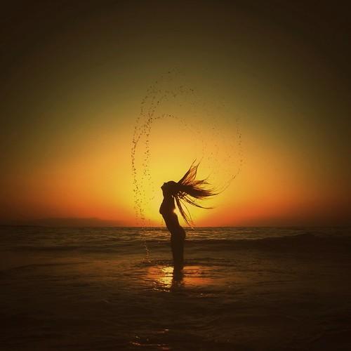 tinkerbell/mermaid. | by 612gr