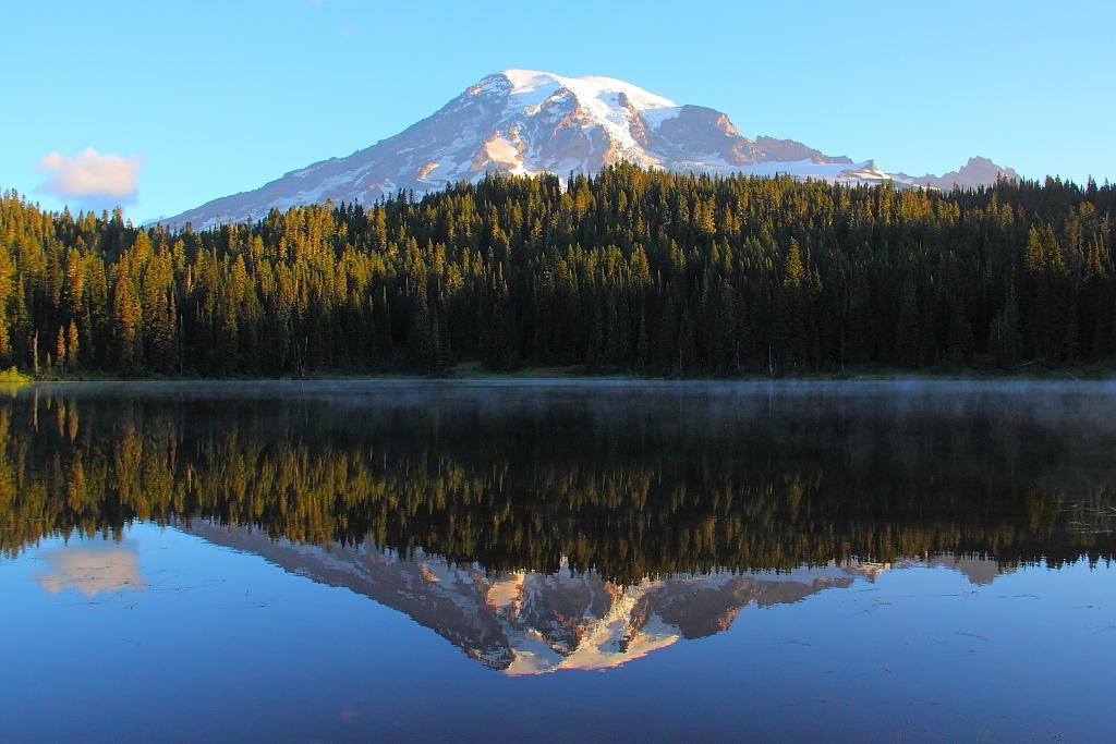 IMG_7692 Reflection Lake, Mount Rainier National Park