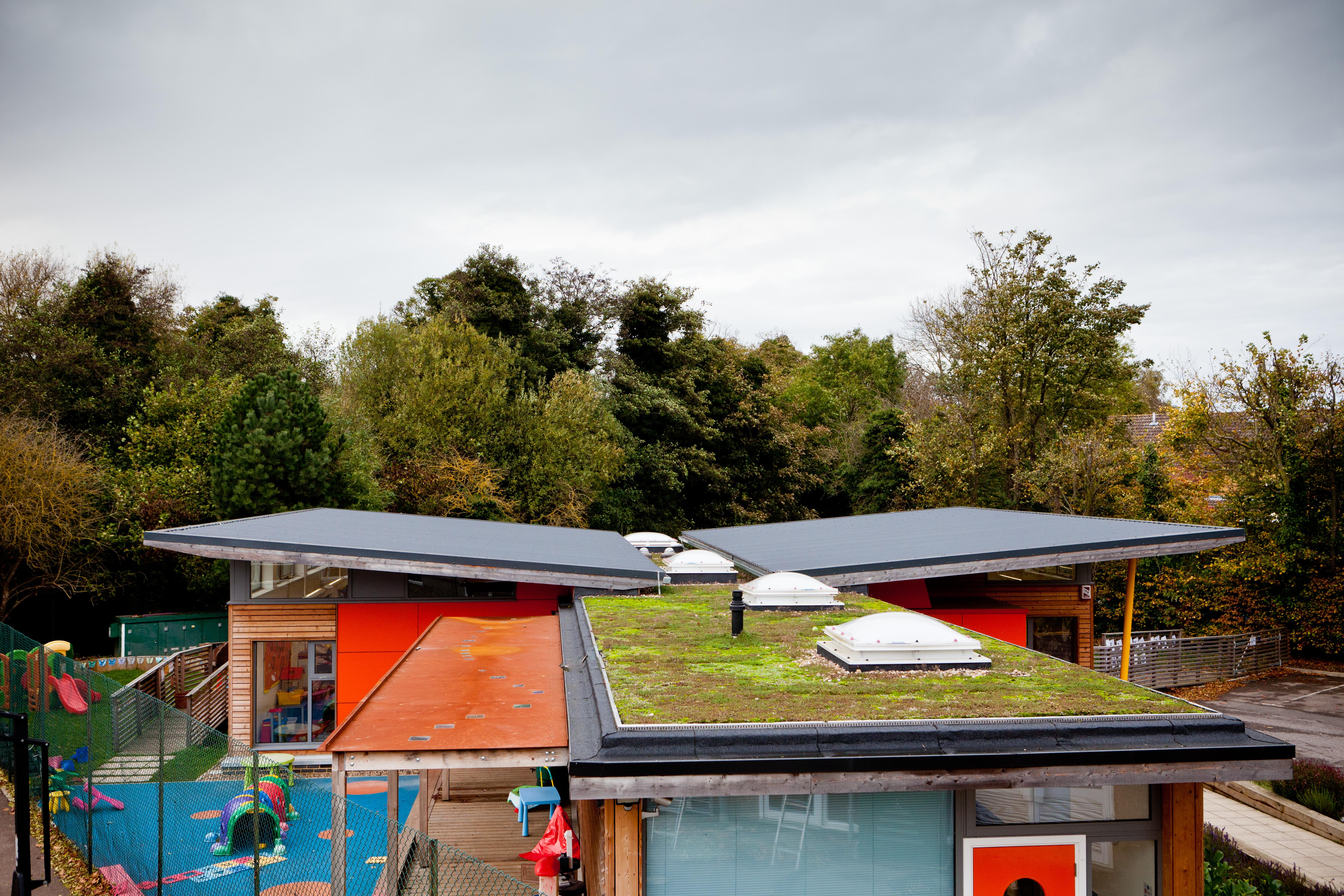 Sustainable School Design in Kent
