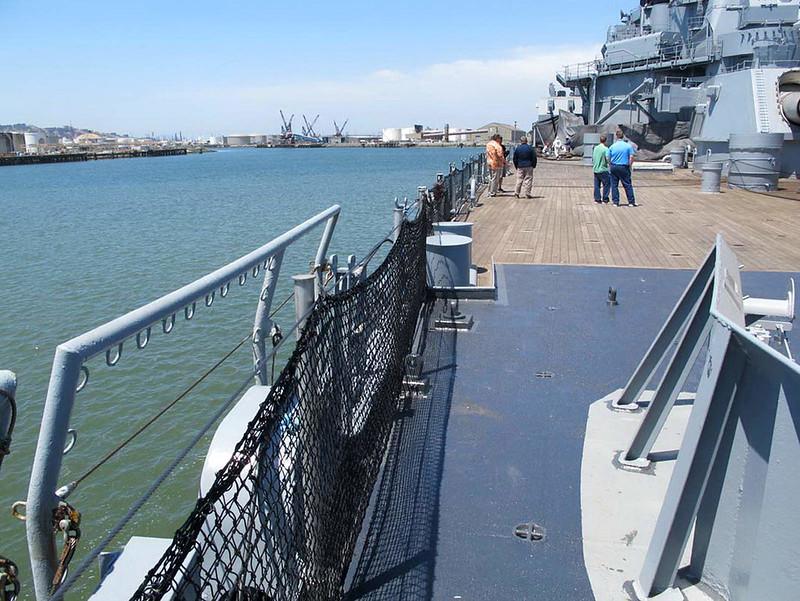 Die USS Iowa (5)