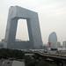 A hazy day in Beijing