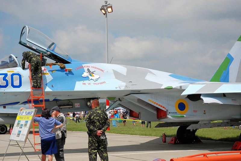 Сухой Су-27 (5)