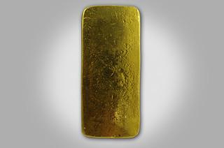 Sprott Gold Bar   by sprottmoney