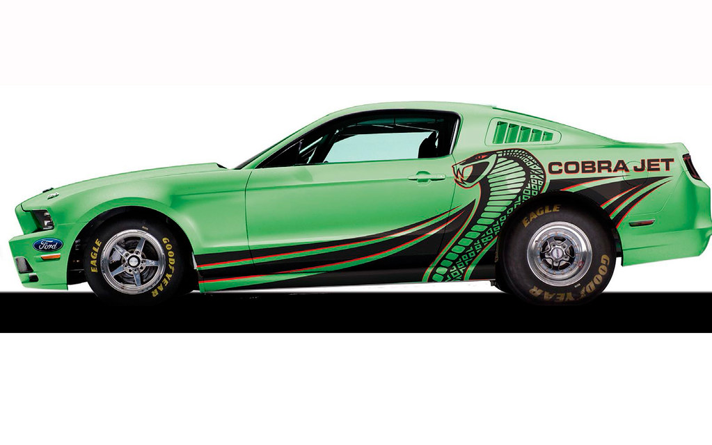 Mustang Cobra Jet >> 2014 Ford Mustang Cobra Jet Factory Drag Car Craig Flickr
