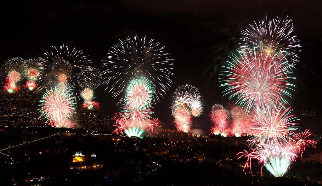 Madeira Fireworks 2014 (4)