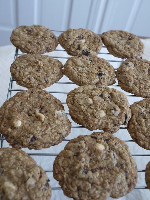 日, 2014-01-26 08:44 - Chocolate Chip Cookies