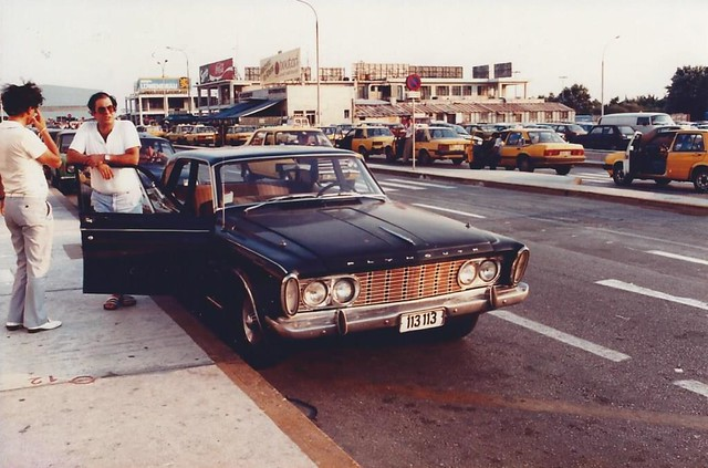 1963 Plymouth Savoy 4-door Sedan