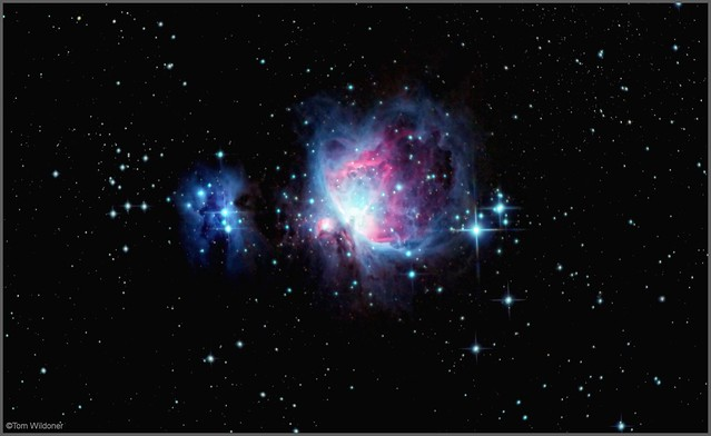 Great Orion Nebula M42