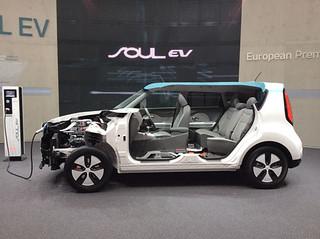 Kia 2014 Soul EV