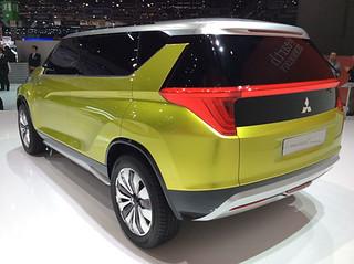 Mitsubishi 3 Concepts from Tokyo 2013