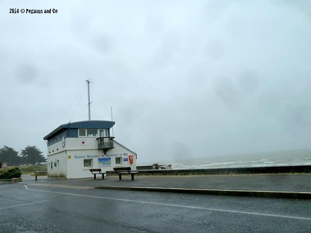 Pointe de Kervoyal en Bretagne
