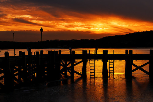 wowography wowographycom juno blizzard 2015 northport villiageofnorthport northportny sunset silhouette docs harbor cold winter 1969708 nikon d610 28300mm clouds sky northshore suffolk longisland snowzilla fire landscape handheld hss tomreese photography 500px