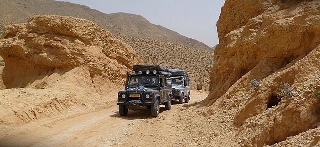 Tunisia Halfaya Pass