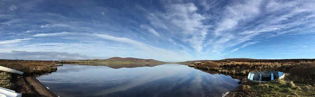 Kirbister Loch