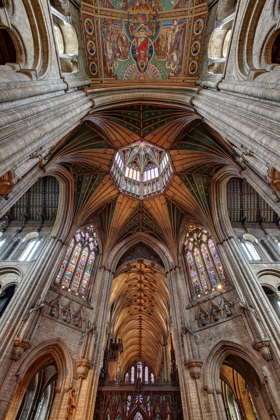 Ely Cathedral Epicentre