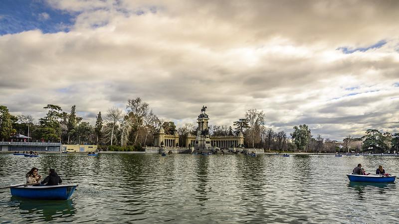 El Retiro de Madrid