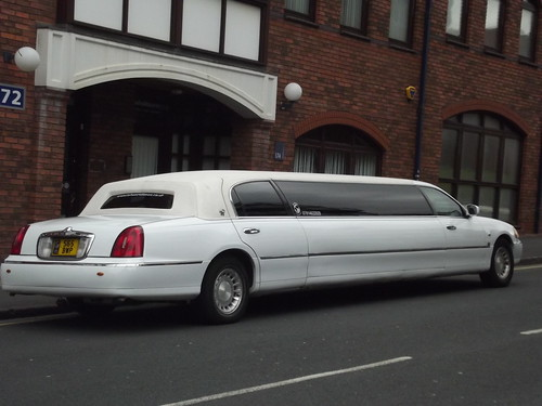 Stretched limo's - Holliday Street | by ell brown