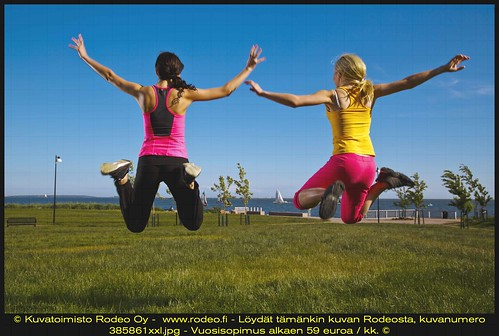 fitness training | by www.rodeo.fi