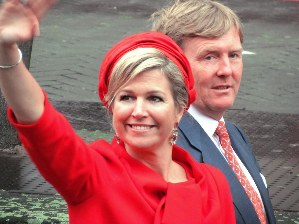 Koning Willem-Alexander en Koningin Maxima in Den Haag | Flickr