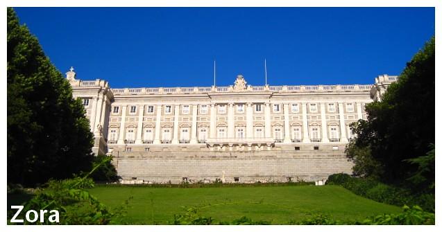 Palais de Madrid