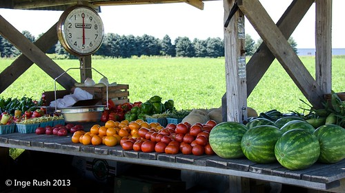 Martin's Produce Farmstand - Richland | by Michigan Transplant