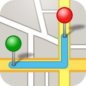 Gps Navigation Maps App Icon Android Skobbler Flickr