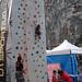 Arco – i nejmladší si vyzkoušeli lezecké stěny, foto: Petr Nejedlý