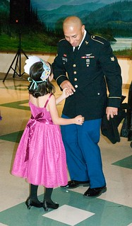 Father-Daughter ball | by 1 Stryker Brigade Combat Team Arctic Wolves