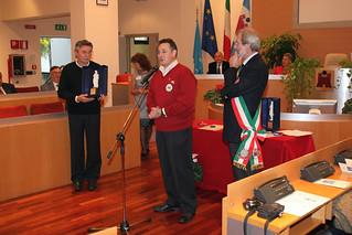 """Conferimento de """"La Ciocchina"""" 2013   by Coro Alpe di Saronno"""