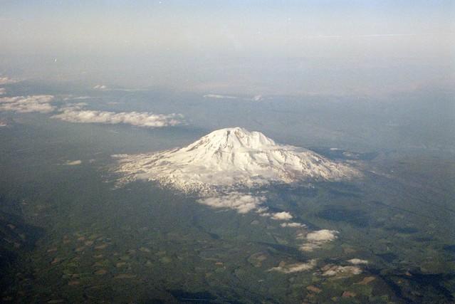 Mt. Rainier, Pierce County, Washington