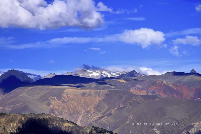 Alturas de Huallatani Pampa