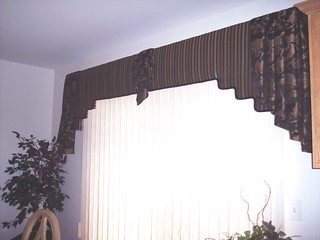 Upholstered Cornice