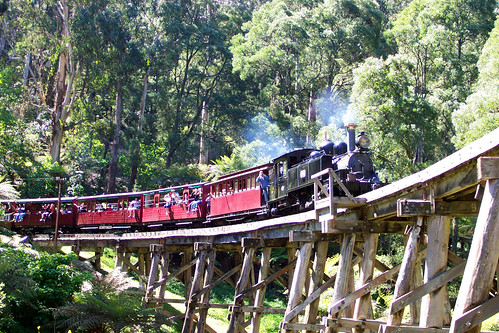 Puffing Billy | by jwbenwell
