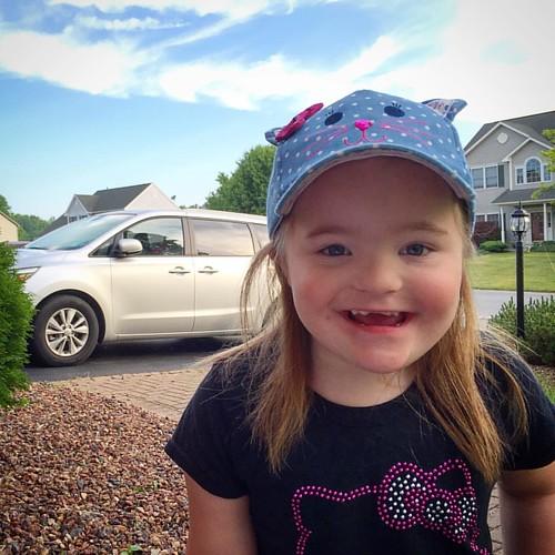 Madison loves moms new car! | by Rick Needle Syracuse NY Photographer