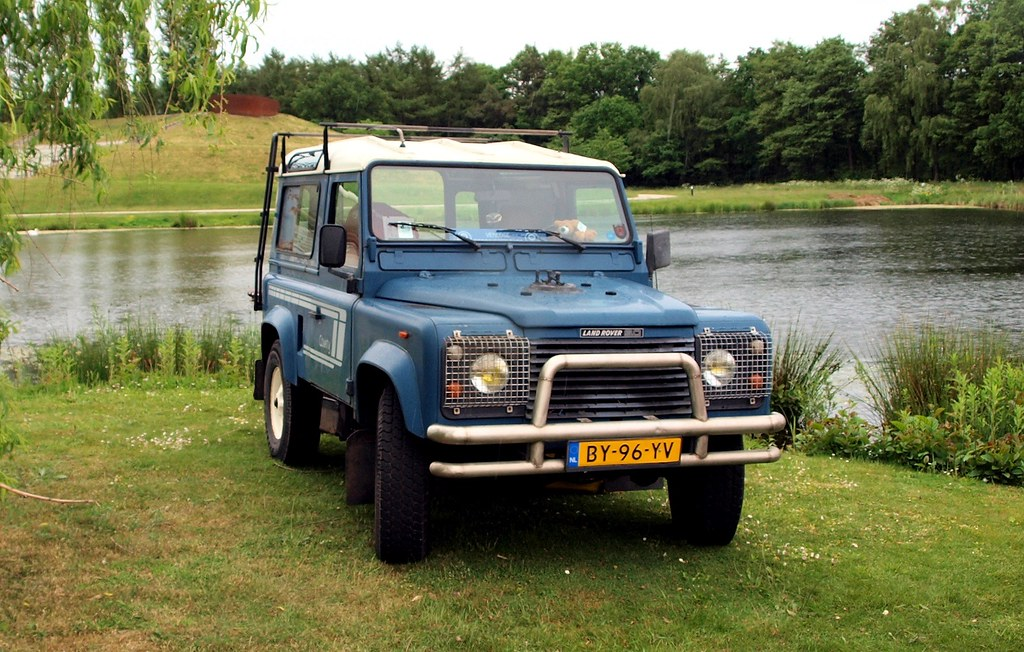 1987 Landrover 90 Hardtop